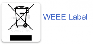 WEEE Label